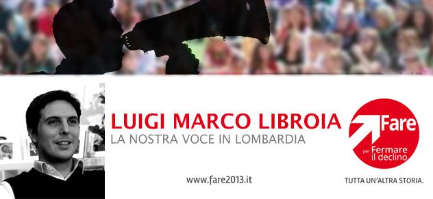 Luigi Marco Libroia – Fermare il Declino